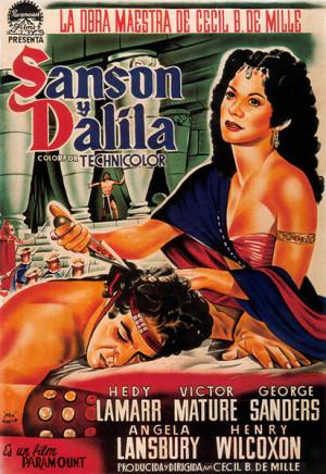 Sansón y Dalila (1949)