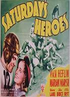 Saturday's Heroes (1937)