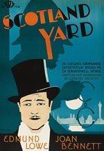 Scotland Yard (1930)