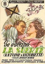 Se escapó la suerte (1947)