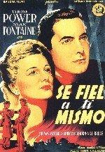 Sé fiel a ti mismo (1942)