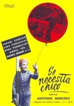 Se necesita chico (1963)