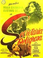 Secretaria peligrosa (1955)