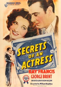 Secrets of an Actress (1938)