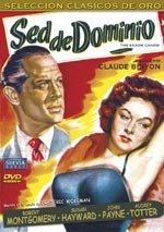 Sed de dominio (1948)