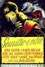 Semilla de odio (1944)