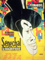Sénéchal le magnifique  (1957)