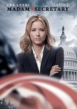 Señora Secretaria de Estado (Madam Secretary) (2ª temporada) (2015)