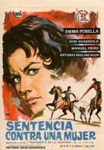 Sentencia contra una mujer (1960)