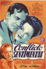 Conflicto sentimental (1946)