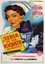 Seria de día, coqueta de noche (1951)