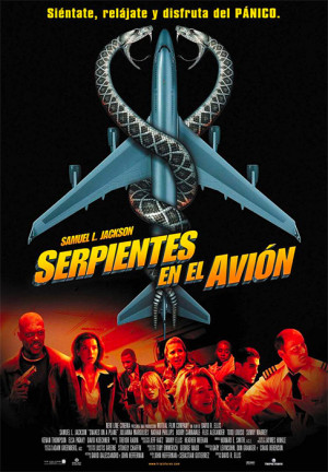 Serpientes en el avión (2006)