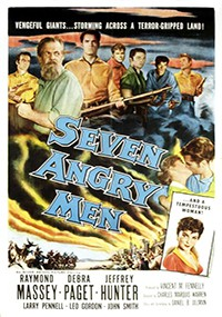 Seven Angry Men  (1955)