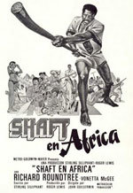 Shaft en África (1973)