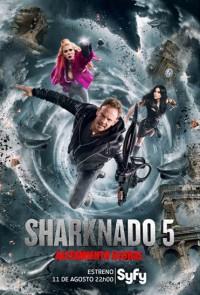 Sharknado 5: Aletamiento global (2017)