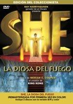 She, la diosa de fuego (1935)