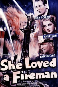 She Loved a Fireman (1937)