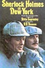 Sherlock Holmes en Nueva York (1976)