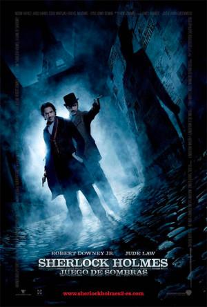 Sherlock Holmes: Juego de sombras (2011)