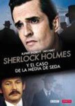 Sherlock Holmes y el caso de la media de seda