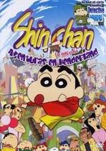 Shin Chan. Aventuras en Henderlands (1996)