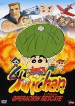 Shin Chan. Operación rescate (2004)