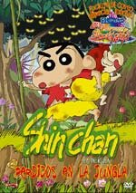 Shin Chan. Perdidos en la jungla