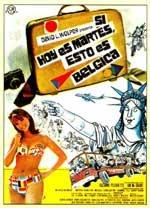 Si hoy es martes, esto es Bélgica (1969)