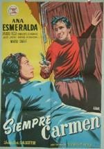 Siempre Carmen (1952)