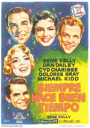 Siempre hace buen tiempo (1955)