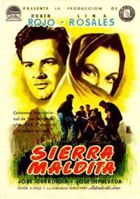 Sierra maldita (1955)