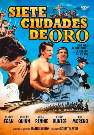Siete ciudades de oro (1955)