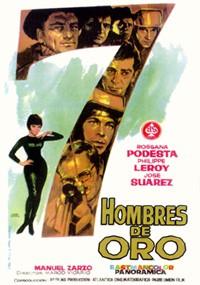 Siete hombres de oro (1965)
