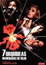 Siete orquídeas manchadas de rojo (1972)