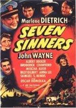 Siete pecadores (1940)