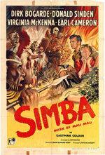 Simba, la lucha contra el Mau-Mau (1955)