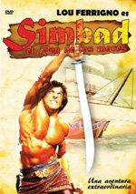 Simbad, el rey de los mares (1989)