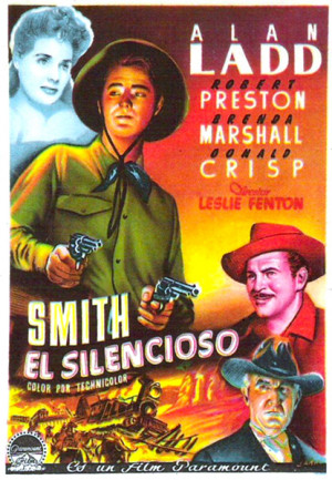 Smith, el silencioso (1948)