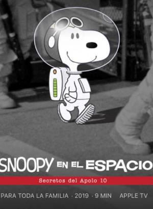 Snoopy en el espacio: Los secretos del Apolo 10