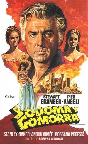 Sodoma y Gomorra (1961)