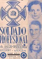 Soldado profesional (1935)
