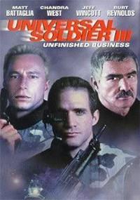 Soldado universal 3. Desafío final (1998)