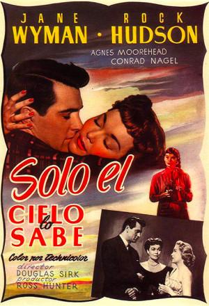 Sólo el cielo lo sabe (1955)