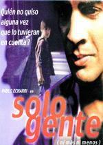 Sólo gente (1999)
