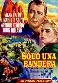 Sólo una bandera (1951)