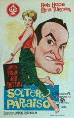 Soltero en el paraíso (1961)