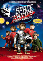 Space Chimps: Misión espacial (2008)