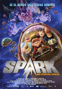 Spark: Una aventura espacial (2016)