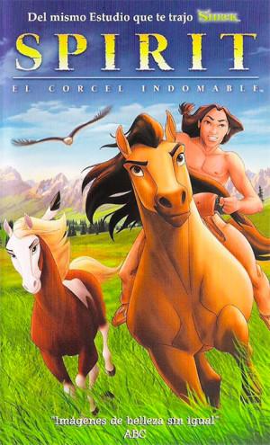 Spirit. El corcel indomable (2002)