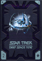 Star Trek: Espacio profundo nueve (2ª temporada) (1993)